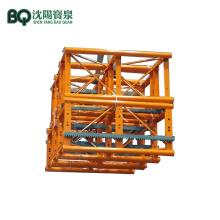 Тип окраски секции мачты для строительного подъемника SC200