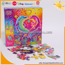 LisaFrank Jigsaw Puzzle In Color Box