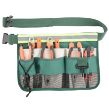 Multi-Purpose Heavy Duty Waist Electrician Tool Bag Gardening Tools Belt Bags Hanging Pouch
