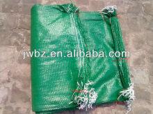 Reusable turkey plastic mesh netting bag