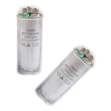 250V Metallized Polypropylene Film Capacitor for AC (CBB60/2)