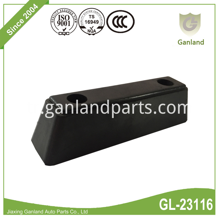 Rubber Bumper Strip GL-23116