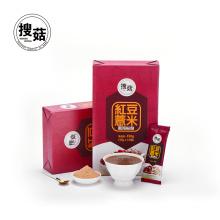 El té que adelgaza pierde las dietas de las dietas de las bolsas de té El polvo secado de la mezcla de la semilla de Coix del grano rojo