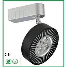 Led track light / ce rohs led track spot light 2 ans de garantie track light led