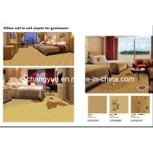 Máquina tejida Wilton Muro a pared Hotel Carpets