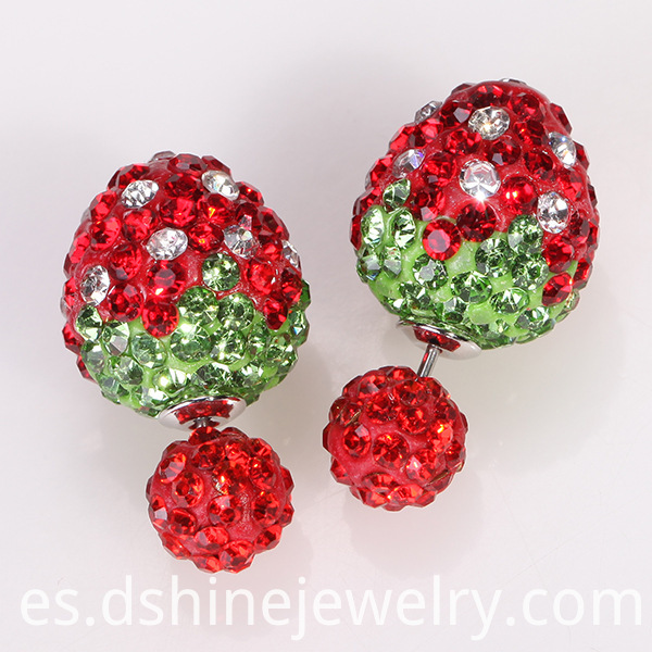 Shamballa Anti Allergy Earring