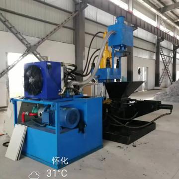 Eisenchips Metallrecyclingblockherstellungsmaschinen