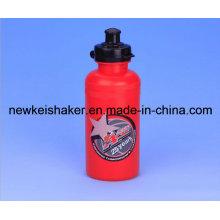 Regalo promocional personalizado de la botella de agua del regalo de la Navidad del cumpleaños del logotipo