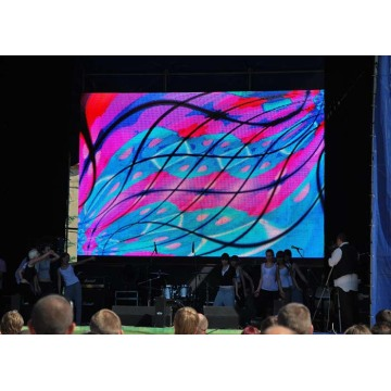 P15.6 10kg Outdoor Rental LED Display