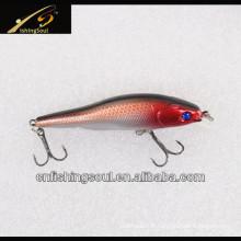PLL005 Chine nouveaux appâts crayon de leurres de pêche