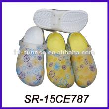 sunshine change color eva garden shoe eva garden shoe garden shoe