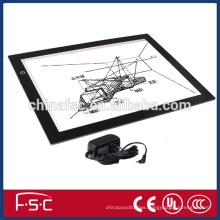 Engineeting drawing board for animation light box