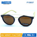 F15937 Hotsale Good Quality Bamboo Temple Sunglass Meet Ce