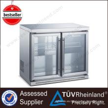 Venta al por mayor de Guangzhou refrigerador y congelador usados