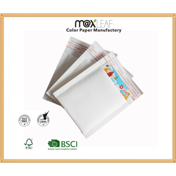 White Kraft Bubble Envelopes