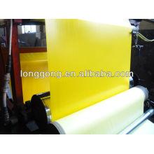 PVC Sandblasting filme usado para janelas