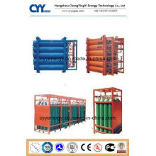 Serrure à cylindre à gaz à l'azote à oxygène haute pression à oxygène