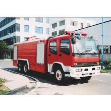 6 * 4 camión de lucha contra incendios Isuzu (CXA34T)