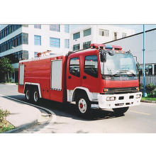 6 * 4 Isuzu Fire Fighting Truck (CXA34T)