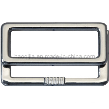 Zinc Alloy Square Buckle for Garment -19752-3