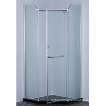 Arc Triangle Corner Frame Shower Enclosure