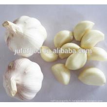 2017 nouvelle récolte d'ail frais chinois