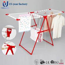 Nuevo diseño lavadero Folable irradiando Rack