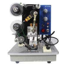 Batch number coding machine HP241B  Semi Automatic  automatic date code printing machine