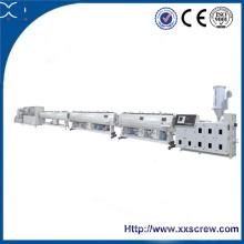 Ligne de production d'extrusion de tuyaux PE 250 mm