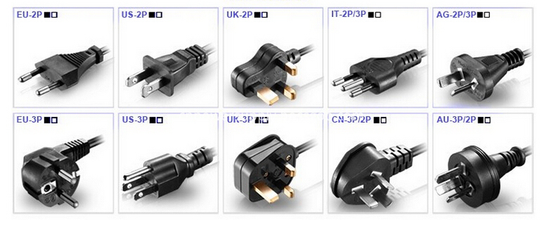 48v 1.25a Ac cable