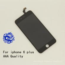 Acessório do telefone móvel para a substituição do painel LCD do iPhone 6, tela LCD para o iPhone 6