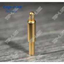 Federbelag Messing Pogo Pin für DIP mit Durchmesser 0,9