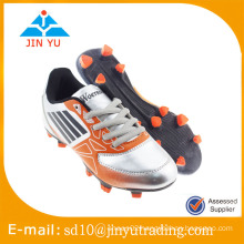2015 Latest design football shoes with good price