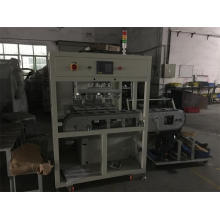 Cinturón de alta velocidad del tanque 4 colores embotellan la máquina de la impresora del cojín de las tapas
