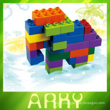 Hot sale children plastic building block