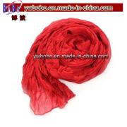 Fashion Stylish Soft Silk Chiffon Scarf Warm Scarf Shaw (OS1009)