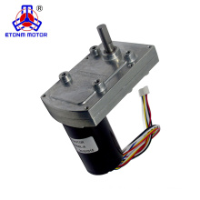 DC 12V / 24V High Torque double shaft electric motors Brushless DC Gear Box Motor