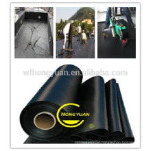 1.2-2.0mm EPDM Rubber Waterproof Membrane for Roofing & Underground Projects