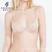 Hot sale and super comfortable xxxx womens hot sexy xxx big size 3/4 cup simple ladies xxx sexy sex bra in images