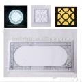 Top venta SMD2835 32W /42w cuadrado empotrado techo luz del Panel