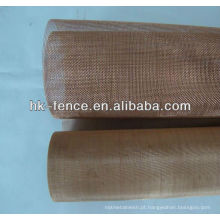malha de arame de cobre do fósforo, rede de arame de bronze