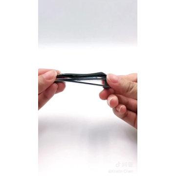 2 упаковки и прочный набор из нержавеющей стали для ногтей и клипер для ногтей