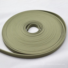 Teflon Wear Strip with Stationary Seals