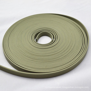 Wear Resistant PTFE Guide Strips for Hydraulic Seals