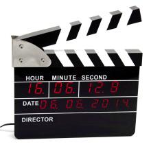 Digitaler Wecker Movie Clapper