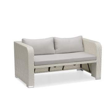 Garden Furniture Rattan Loveseats Furnitue