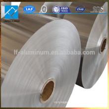 Matière première en aluminium pour emballage alimentaire