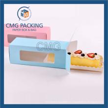 Упаковочная коробка с короткими коробчатыми макаронами (CMG-box box-010)