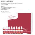 Mastor Vivide pur organique ensemble de colorant à lèvres / approbation de la FDA