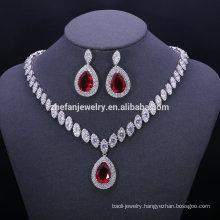 2018 New design indian jewelry set necklace With Long-term Service About